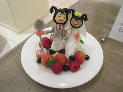 シルバーウィークは またまた東京 あきなちゃん結婚式~♪_e0123286_18174569.jpg