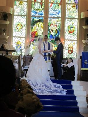 シルバーウィークは またまた東京 あきなちゃん結婚式~♪_e0123286_18294.jpg