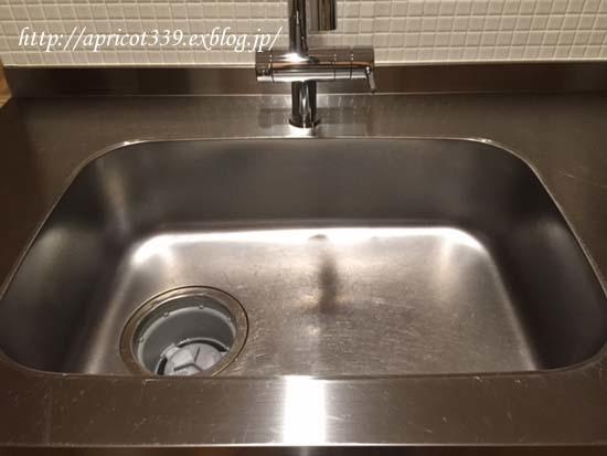 キッチンの普段のお掃除_c0293787_15043449.jpg