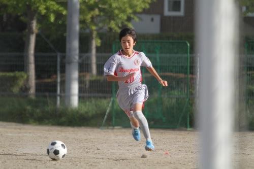 U-15:MJ2最終節 DUO PARK FC vs 成田中 0ctober 4, 2015_c0365198_23252870.jpg