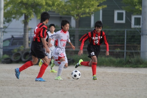 U-15:MJ2最終節 DUO PARK FC vs 成田中 0ctober 4, 2015_c0365198_23253181.jpg