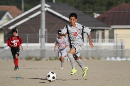 U-15:MJ2最終節 DUO PARK FC vs 成田中 0ctober 4, 2015_c0365198_23253326.jpg