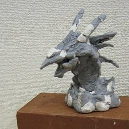 たまごの工房 企画展 「怪獣図鑑展 8」 その5_e0134502_13235235.jpg