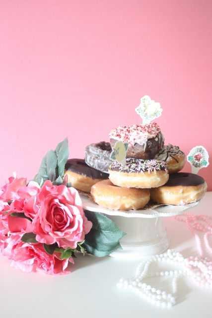 バレンタインシーズンのパーティーは、ガーリーに_d0339705_14351566.jpg