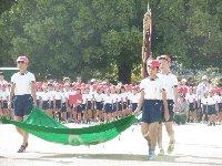 落語の前に小学校の運動会へ!_c0133422_012074.jpg