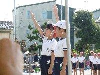 落語の前に小学校の運動会へ!_c0133422_0132012.jpg