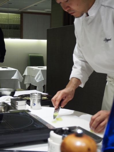 La Paixお料理教室_e0214541_16513424.jpg