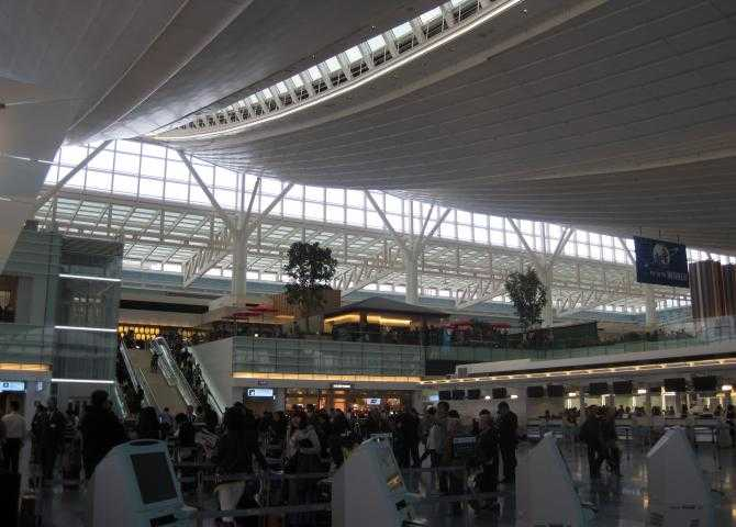 羽田空港のセレモニー!_d0339680_11451637.jpg
