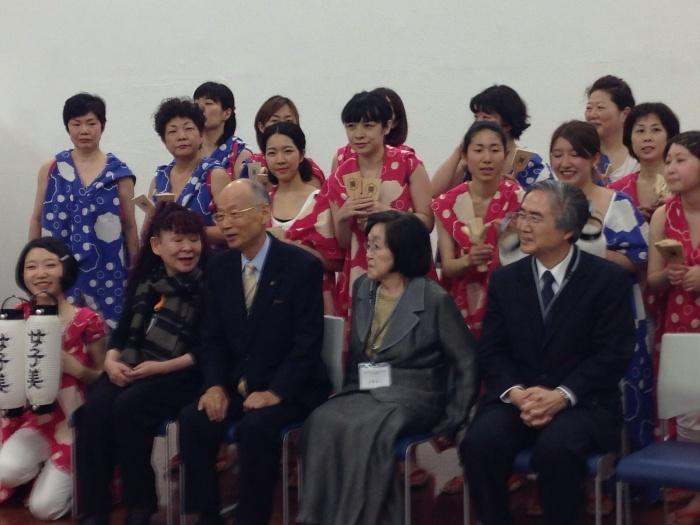 ノーベル賞受賞  大村智先生_c0100195_10113671.jpg