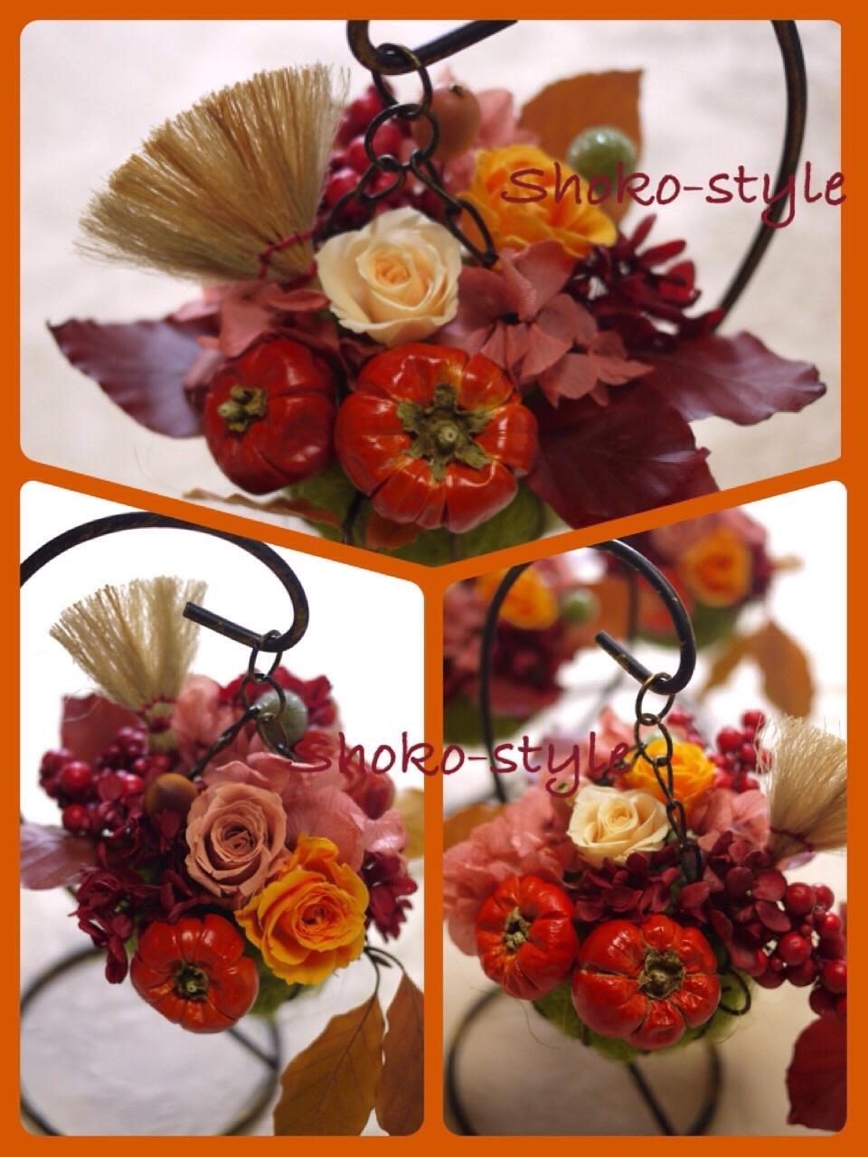 ハロウィンアレンジ2015_a0135999_23201013.jpg