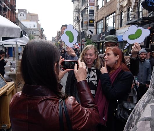 ニューヨークで開催された「ピクルス・デー」の様子 Pickle Day 2015_b0007805_14512830.jpg