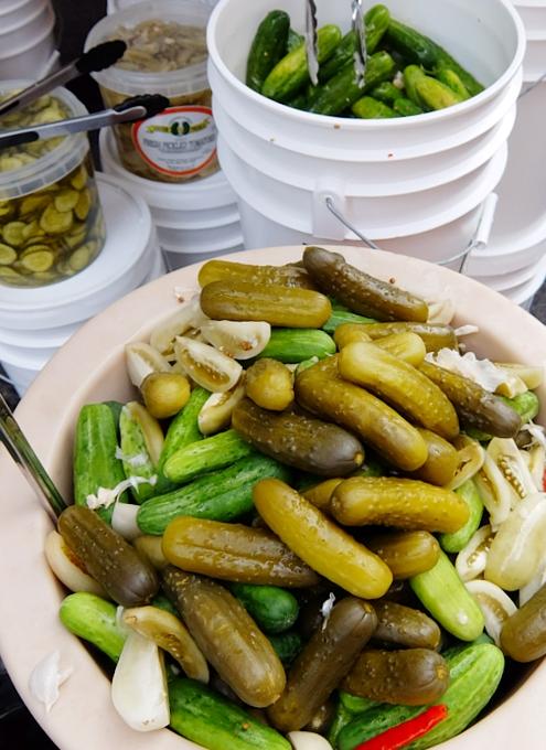 ニューヨークで開催された「ピクルス・デー」の様子 Pickle Day 2015_b0007805_14514265.jpg
