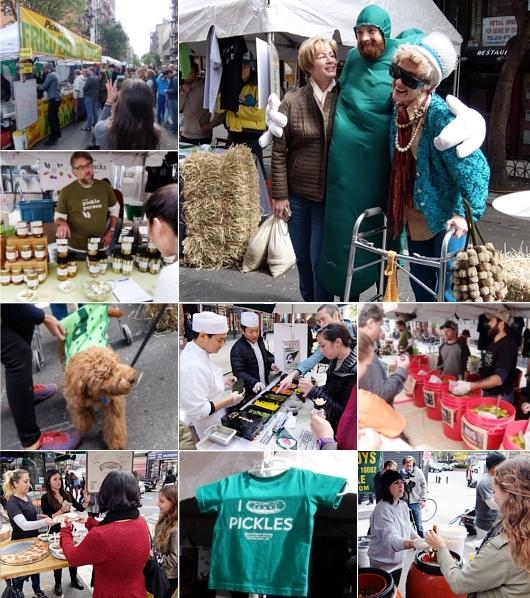 ニューヨークで開催された「ピクルス・デー」の様子 Pickle Day 2015_b0007805_14523483.jpg