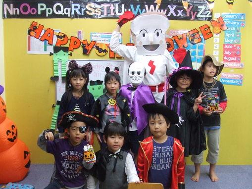 福井教室 Halloween Week_a0113809_16465661.jpg