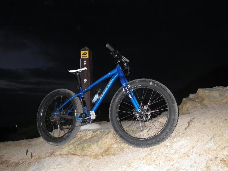 2015.10.06(火) ファットバイク六甲山サイクリング_a0062810_13431480.jpg