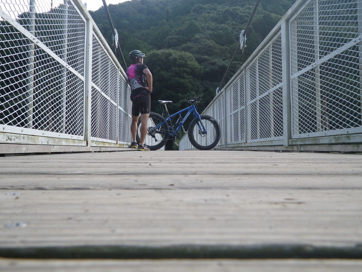 2015.10.06(火) ファットバイク六甲山サイクリング_a0062810_13451979.jpg