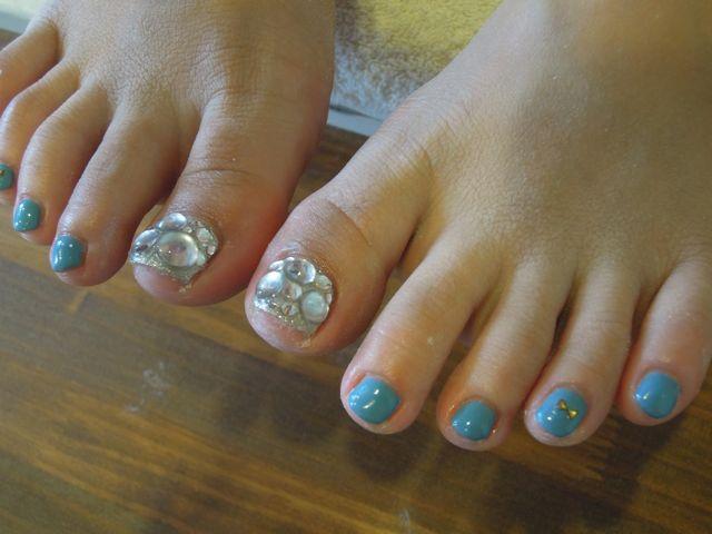 Dasty Foot Nail_a0239065_17213529.jpg