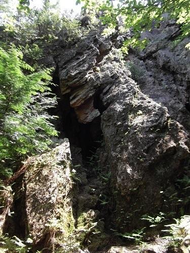 御岩神社4 天岩屋戸(あまのいわやと)へ_a0064067_15024822.jpg