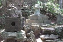 御岩神社3 頂上にある石2つ_a0064067_15121313.jpg