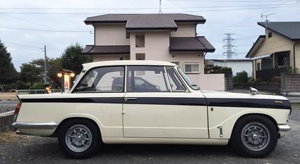 THEイギリス車ってカンジ!!_c0123295_18223370.jpg