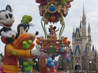 15年ぶりに東京ディズニーランドに行ってきました。_d0096499_1722921.jpg