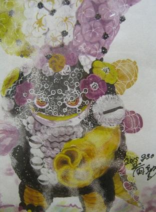 たまごの工房 企画展 「怪獣図鑑展 8」 その6_e0134502_12581668.jpg