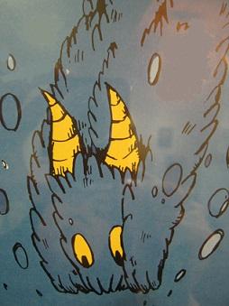 たまごの工房 企画展 「怪獣図鑑展 8」 その6_e0134502_1353217.jpg