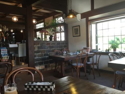 麒麟Cafe @国府町_e0115904_11052391.jpg