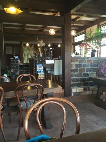 麒麟Cafe @国府町_e0115904_11054244.jpg