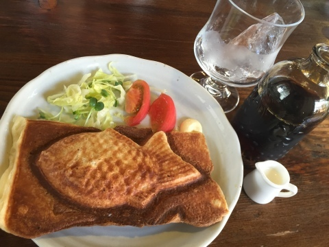 麒麟Cafe @国府町_e0115904_11141020.jpg