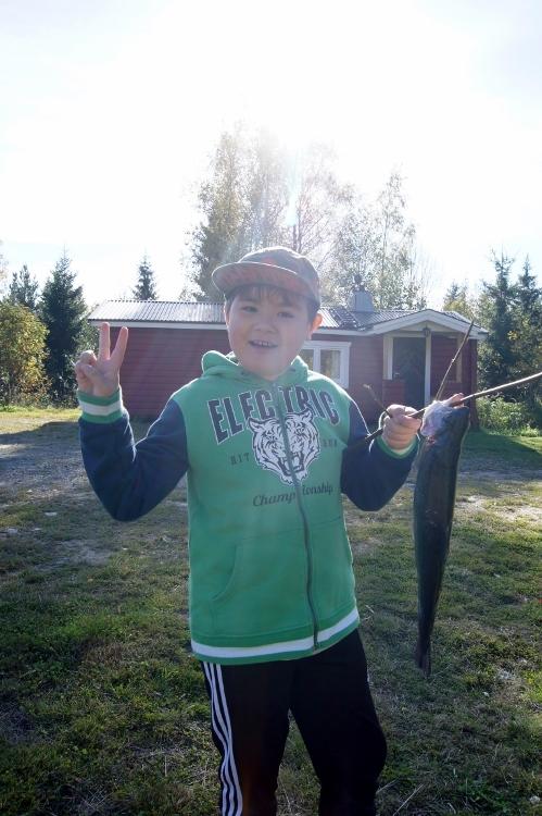 大きな魚が釣れました!_d0241813_03033259.jpg