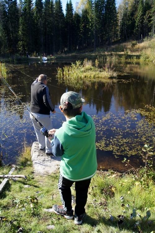 大きな魚が釣れました!_d0241813_03034313.jpg