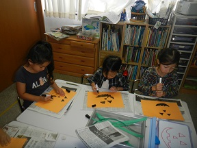 Halloween準備_f0153418_16441033.jpg
