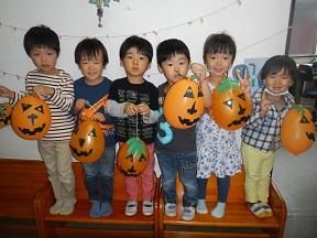 Halloween準備_f0153418_16511793.jpg