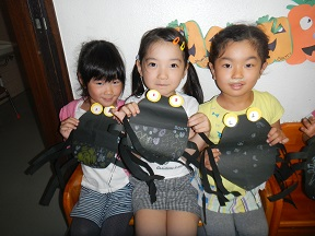 Halloween準備_f0153418_165428.jpg