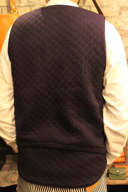 "Jackman ""SWEAT VEST & MELTON AWARD JACKET\"" ご紹介_f0191324_918262.jpg"