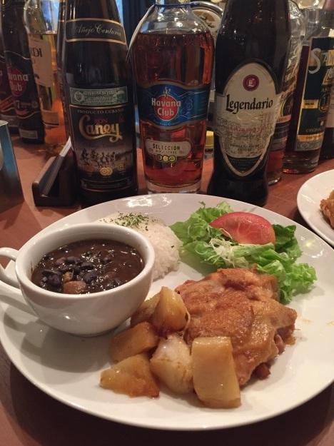 blog;カフェ・ラ・ビーダ、広尾に移転オープン #広尾 #キューバ #家庭料理 #アコースティック #クリスマス_a0103940_06412681.jpg