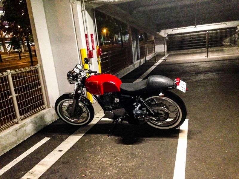 街で見かけたオートバイ_a0257440_057241.jpg
