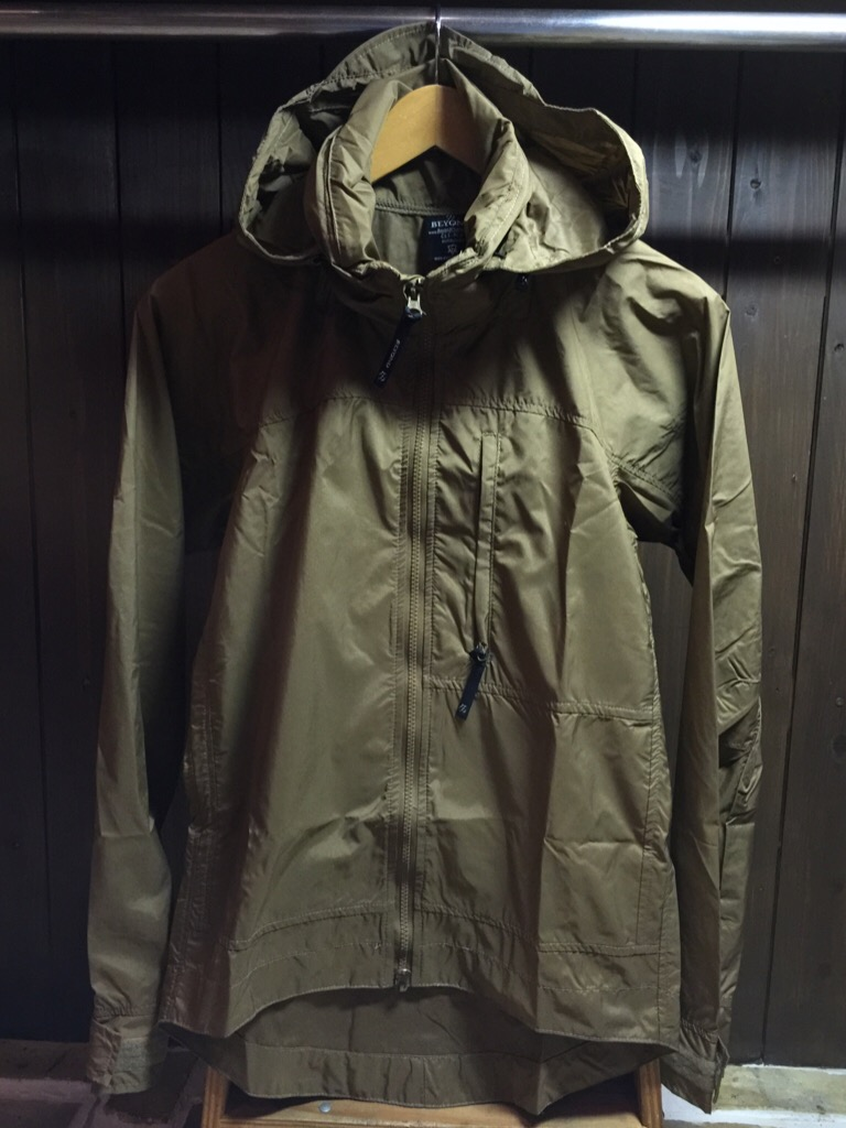 神戸店10/10(土)モダンミリタリー入荷!#2 Beyond LEVEL-4 BoraShock JKT,LEVEL-5 Cold Fusion Shock JKT!!!_c0078587_12561427.jpg