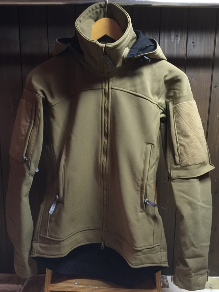 神戸店10/10(土)モダンミリタリー入荷!#2 Beyond LEVEL-4 BoraShock JKT,LEVEL-5 Cold Fusion Shock JKT!!!_c0078587_1351155.jpg