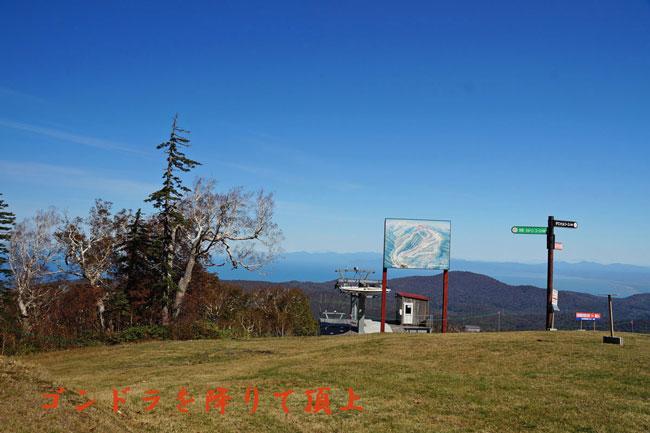 国際スキー所の紅葉_d0162994_816366.jpg