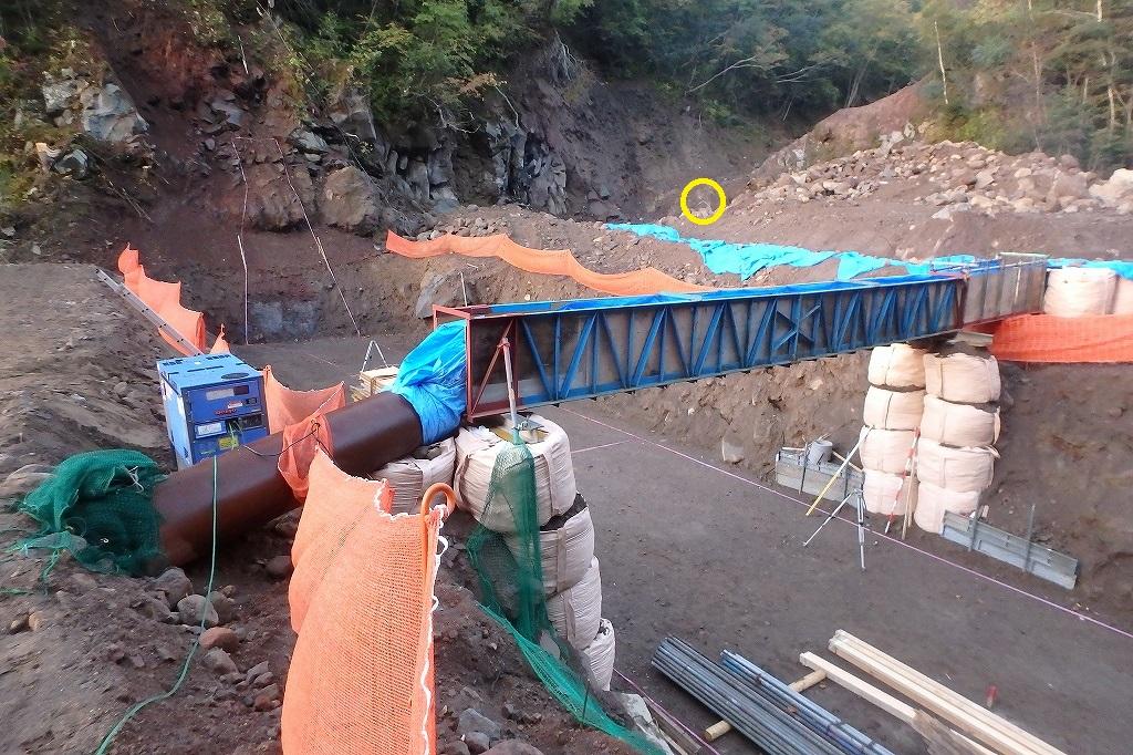 恵庭岳、10月7日-初めての登山ルートで-_f0138096_11581720.jpg