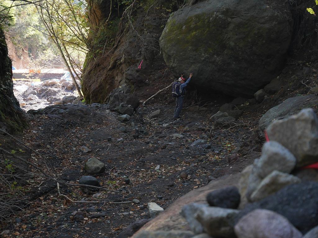 恵庭岳、10月7日-初めての登山ルートで-_f0138096_1158978.jpg