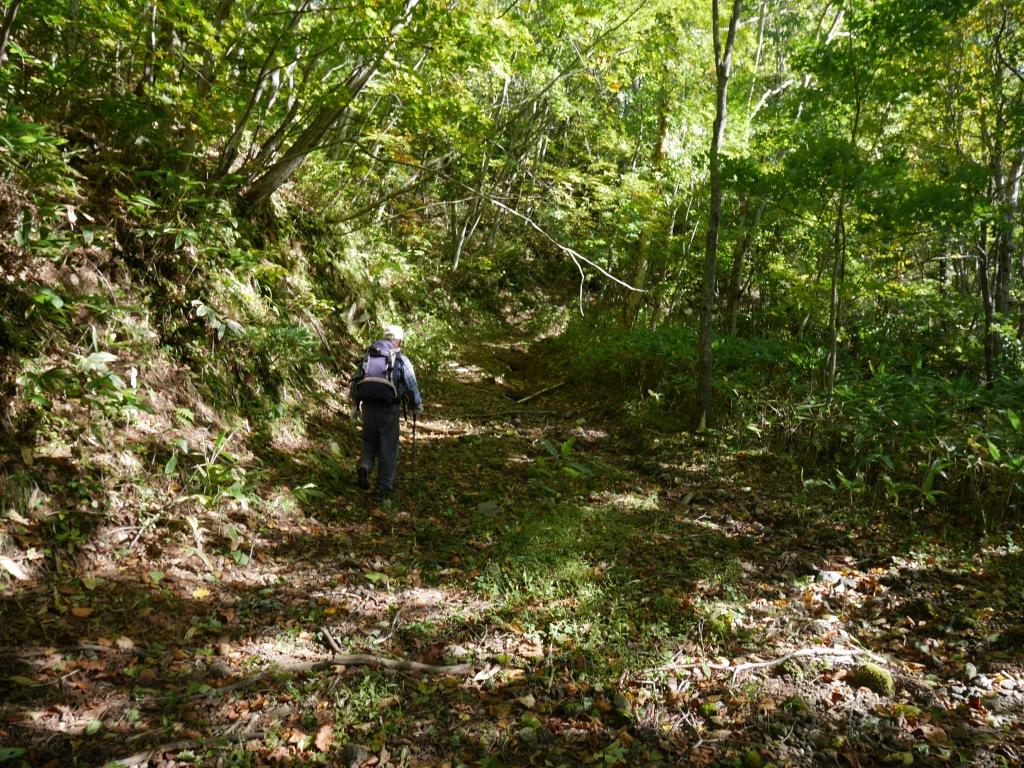 恵庭岳、10月7日-初めての登山ルートで-_f0138096_1159947.jpg