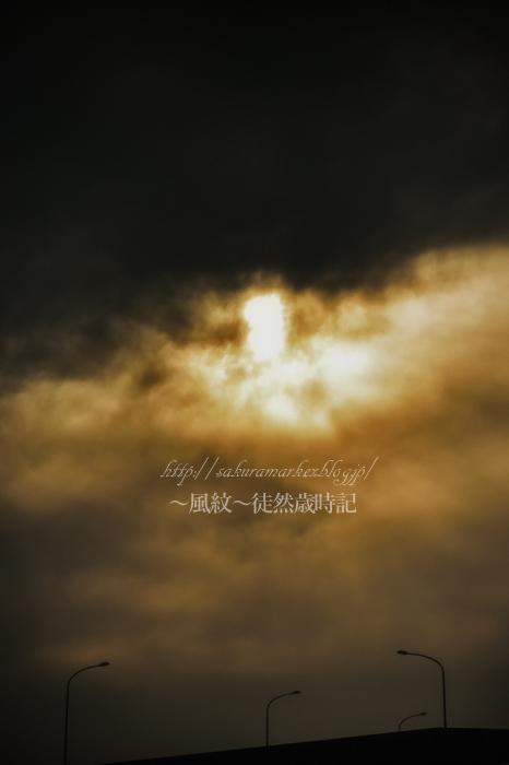 黄昏前の秋空。_f0235723_2271840.jpg