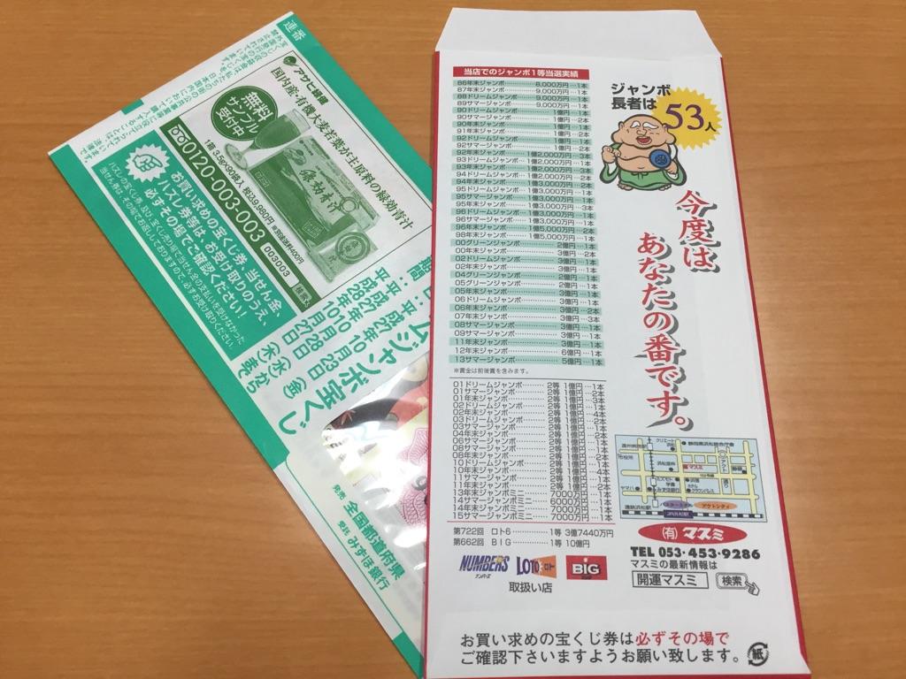浜松市中区板屋町☆「宝くじのマスミ」に行ってきました!_a0253729_10563425.jpg