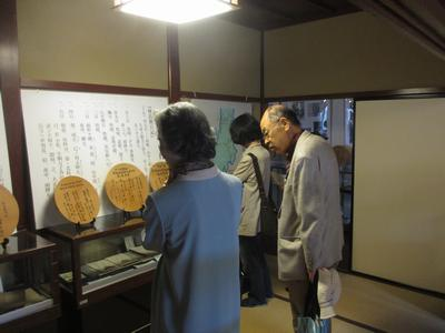 「富山市民大学」講座の生徒さんと大西紀夫名誉教授_f0289632_18352585.jpg