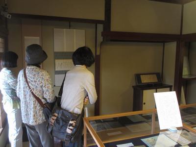「富山市民大学」講座の生徒さんと大西紀夫名誉教授_f0289632_18364919.jpg