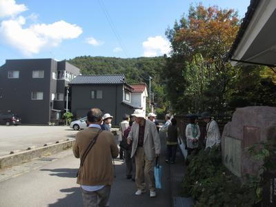 「富山市民大学」講座の生徒さんと大西紀夫名誉教授_f0289632_18372368.jpg