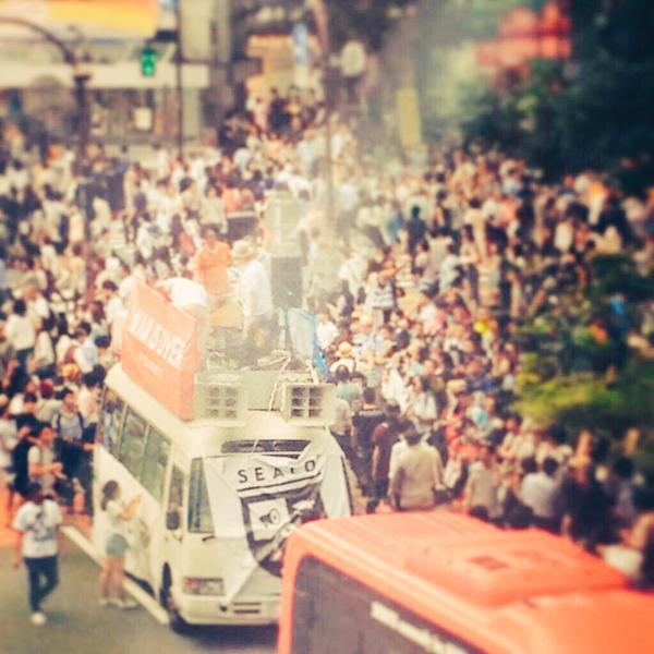 SEALDs  再び渋谷に! 10/18(SUN)_c0024539_3455088.jpg